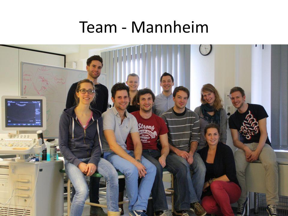 Team - Mannheim