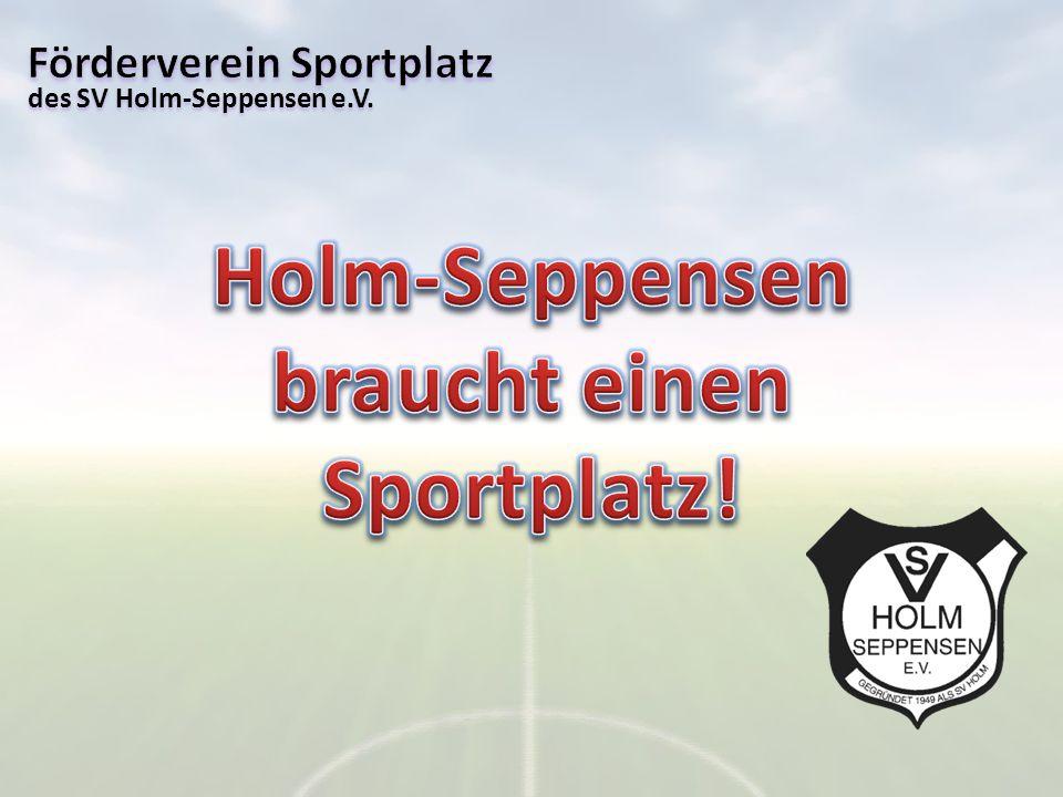 des SV Holm-Seppensen e.V.