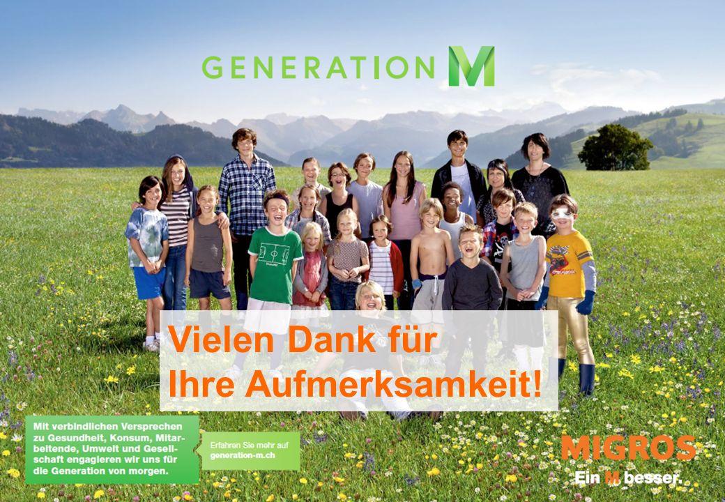 Seite 22 Migros-Genossenschafts-Bund | Direktion Frische | ALN-Kolloqium Vielen Dank für Ihre Aufmerksamkeit.