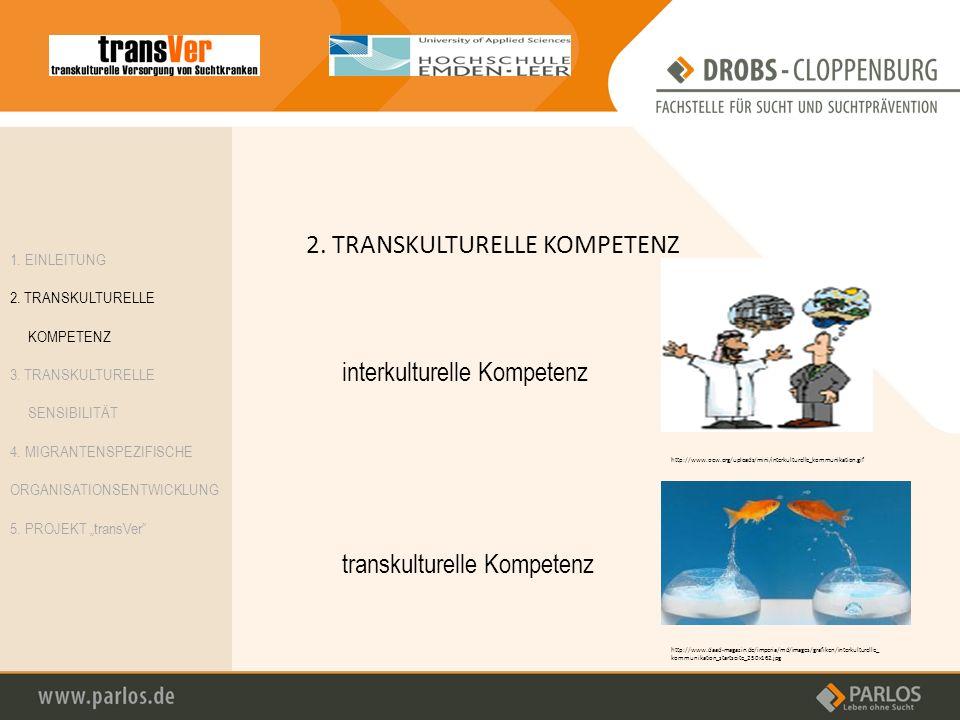 2. TRANSKULTURELLE KOMPETENZ interkulturelle Kompetenz transkulturelle Kompetenz http://www.oew.org/uploads/mini/interkulturelle_kommunikation.gif htt
