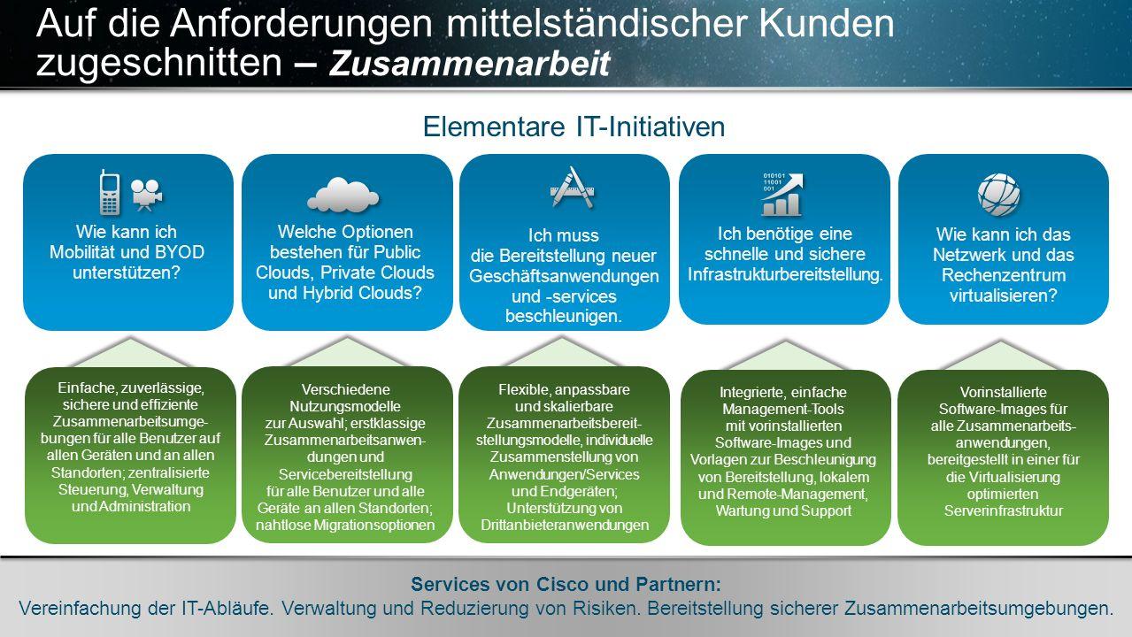 © 2010 Cisco und/oder Partnerunternehmen Alle Rechte vorbehalten.