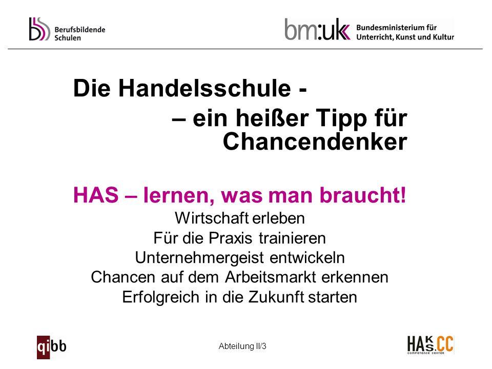 Abteilung II/3 Bildungsstandards Lehrplan Schulversuchsteam 1/4 Wünsche an KV und Lehrer/innen o Mitarbeit - Warum.