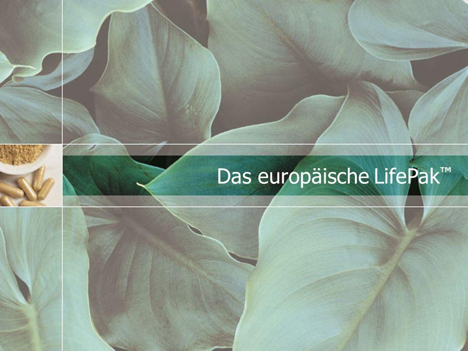 Das europäische LifePak