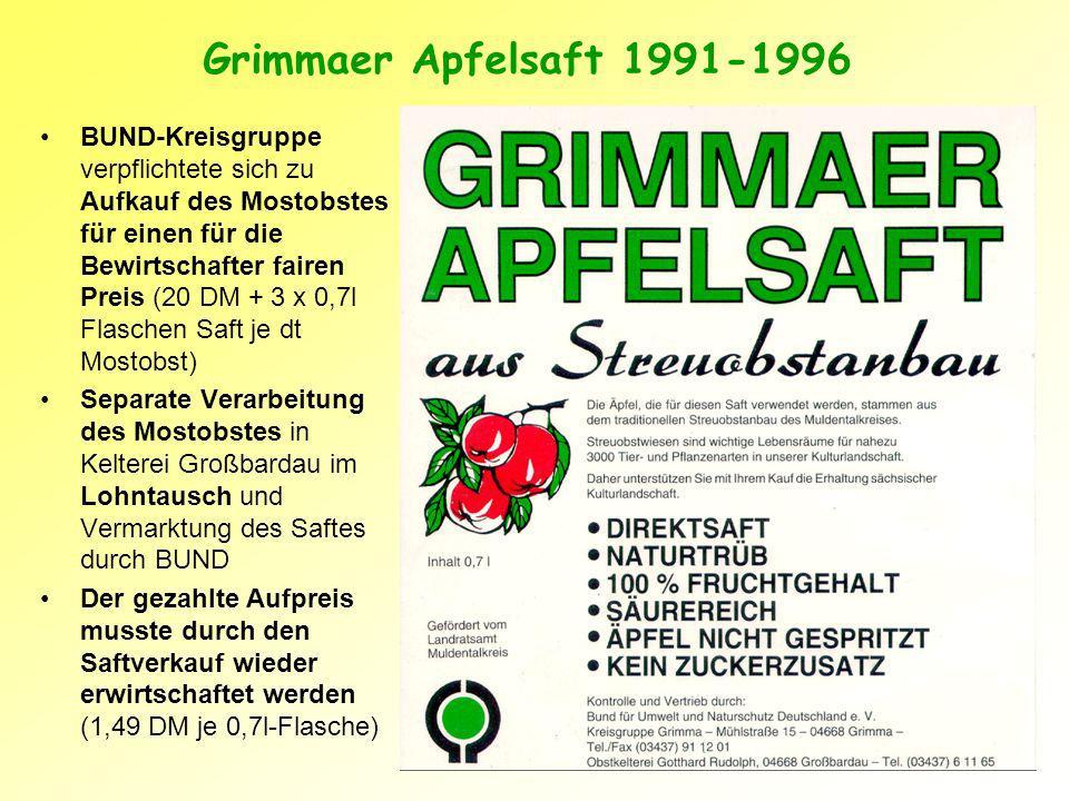 Zimtrenette (Schafsrenette) Herkunft: unsicher, wahrscheinlich Sachsen Genußreife: November – Februar Als mürber, milder Apfel von den Alten geschätzt.