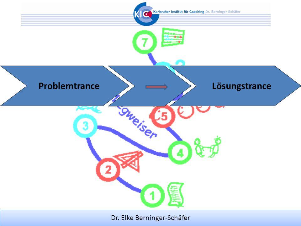 Dr. Elke Berninger-Schäfer Problemtrance Lösungstrance