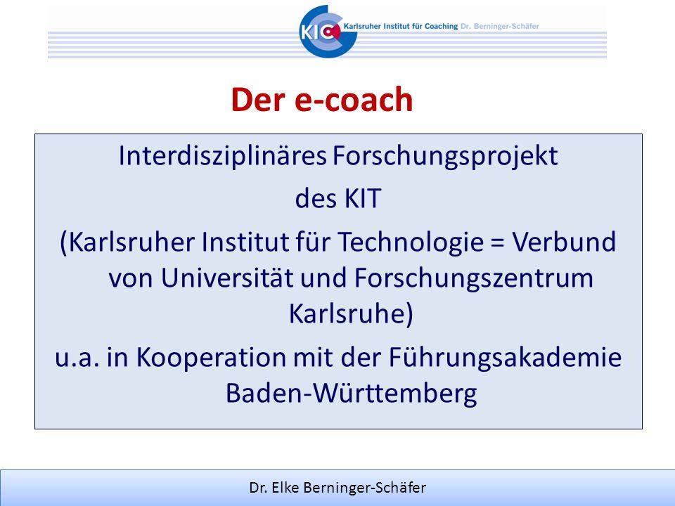 Interdisziplinäres Forschungsprojekt des KIT (Karlsruher Institut für Technologie = Verbund von Universität und Forschungszentrum Karlsruhe) u.a. in K