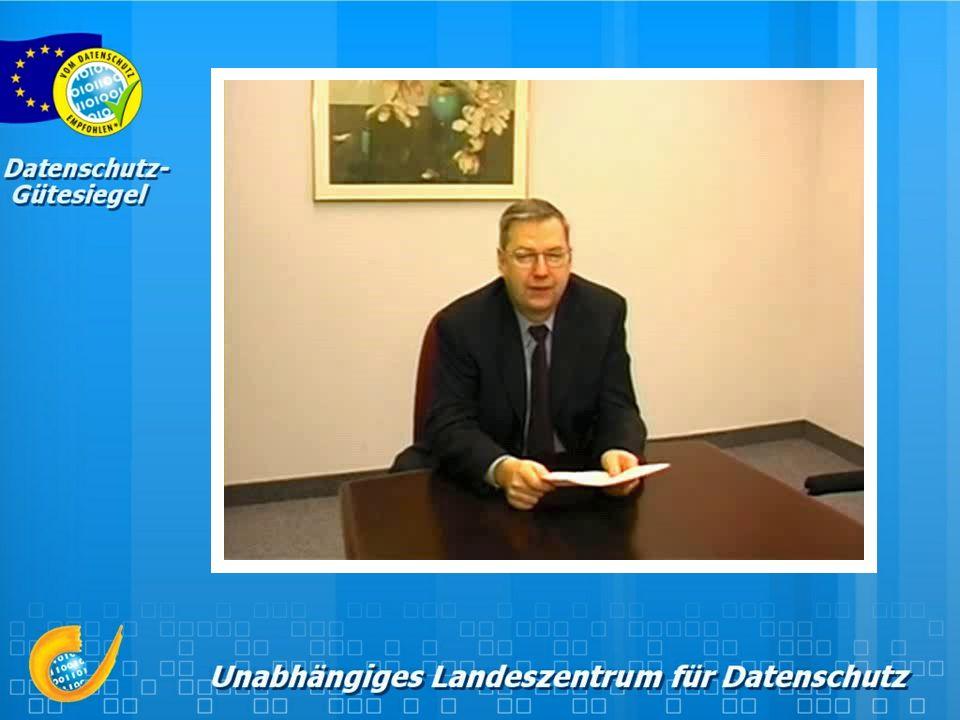 Wen interessiert ein Gütesiegel aus Schleswig-Holstein.