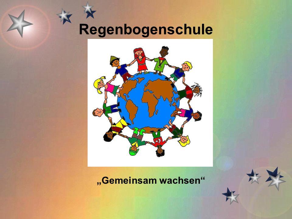 Unsere Schule Die Regenbogenschule befindet sich im Stadtteil Herne-Horsthausen und verteilt sich auf zwei Gebäude.