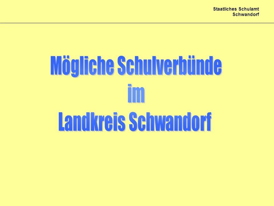 Staatliches Schulamt Schwandorf