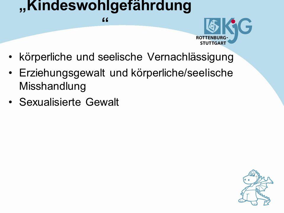 Ausmaß 21.193 Kinder und Jugendliche wurden 2010 in Deutschland Opfer von sexuellem Missbrauch 5.006 Kinder und Jugendliche wurden Opfer von Misshandlung Schutzbefohlener, davon 3.738 Kinder und 1.268 Schutzbefohlene ab 14 Jahren Bei etwas mehr als 10% der Straftaten gegen die persönliche Freiheit (Menschenhandel, Stalking, Nötigung, …) waren Kinder und Jugendliche betroffen 90 Kinder und Jugendliche wurden ermordet oder fahrlässig getötet