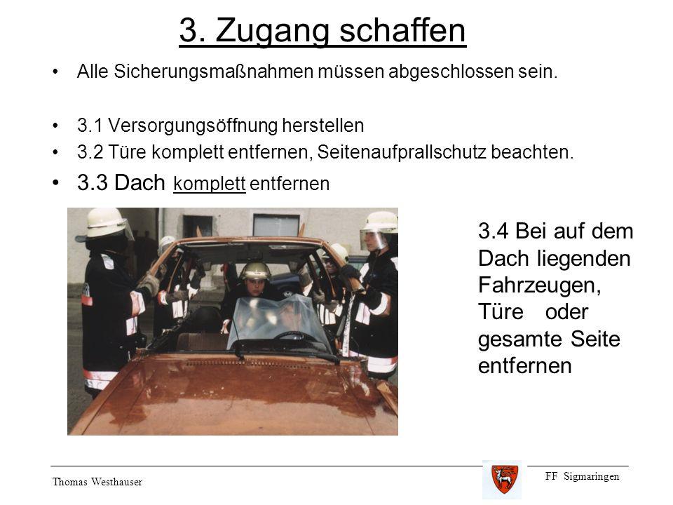 FF Sigmaringen Thomas Westhauser 3.
