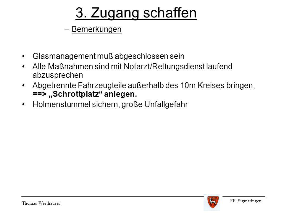 FF Sigmaringen Thomas Westhauser 4.