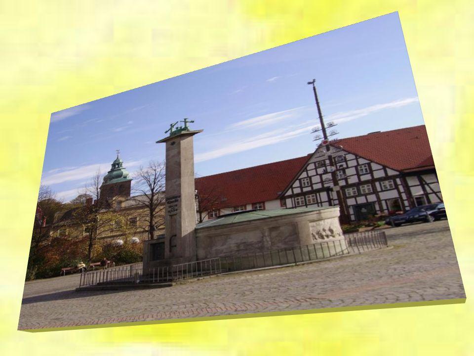 Unseren ganz besonderen Dank an das Stadtarchiv der Gemeinde Bad Salzuflen und ihrem Archivator, Herrn Meyer.