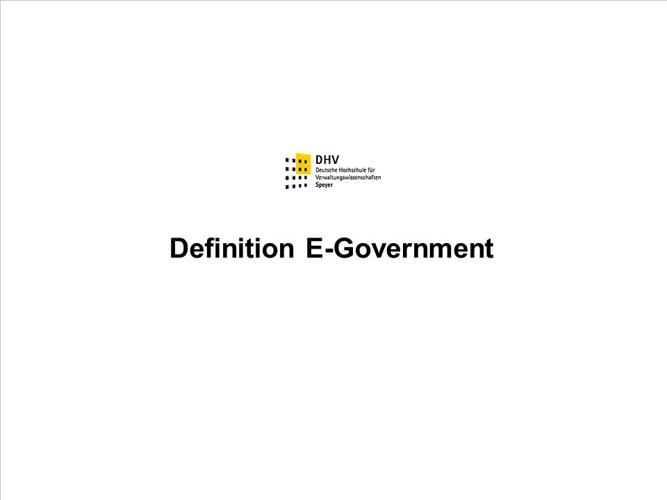 5 PDV Keynote E-Government Dr.Ulrich Kampffmeyer PROJECT CONSULT Unternehmensberatung Dr.