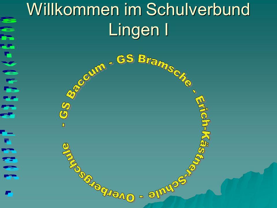 Willkommen im Schulverbund Lingen I