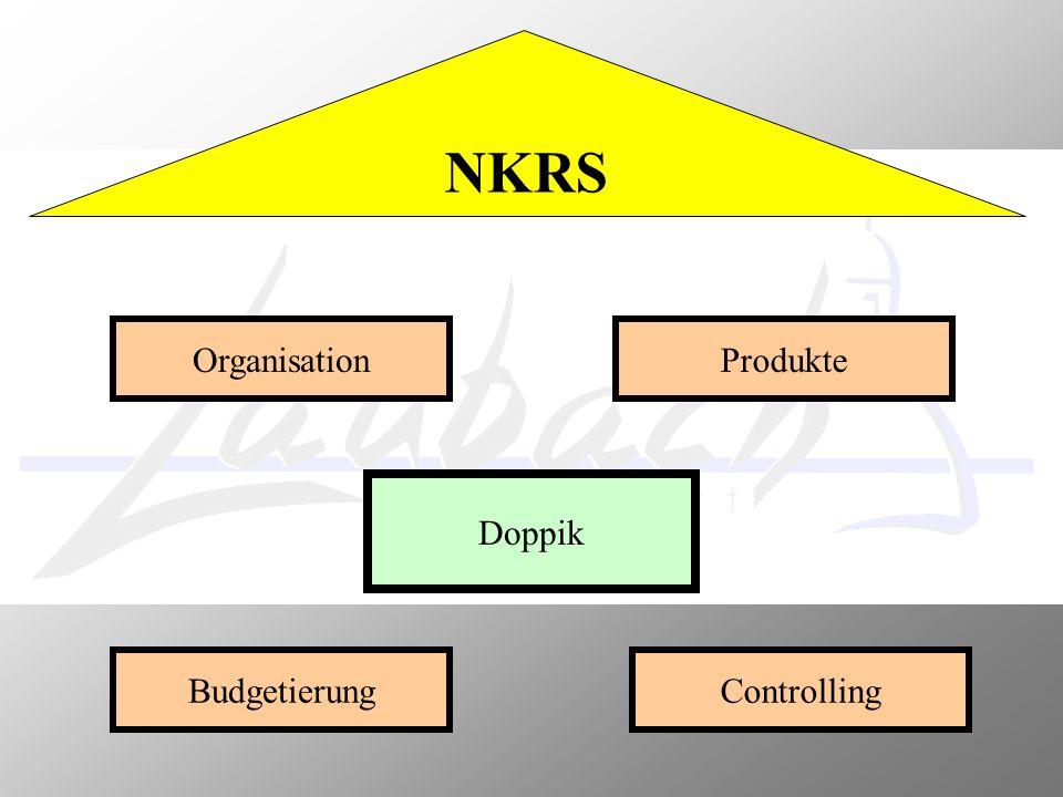 NKRS OrganisationProdukte Doppik BudgetierungControlling