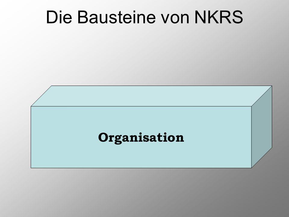 Organisation - Alt Amtsleiter achten i.d.R.