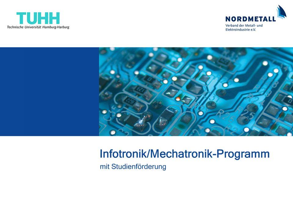 Warum Infotronik studieren? INFOrmatik und ElekTRONIK bestimmen immer mehr unser tägliches Leben!