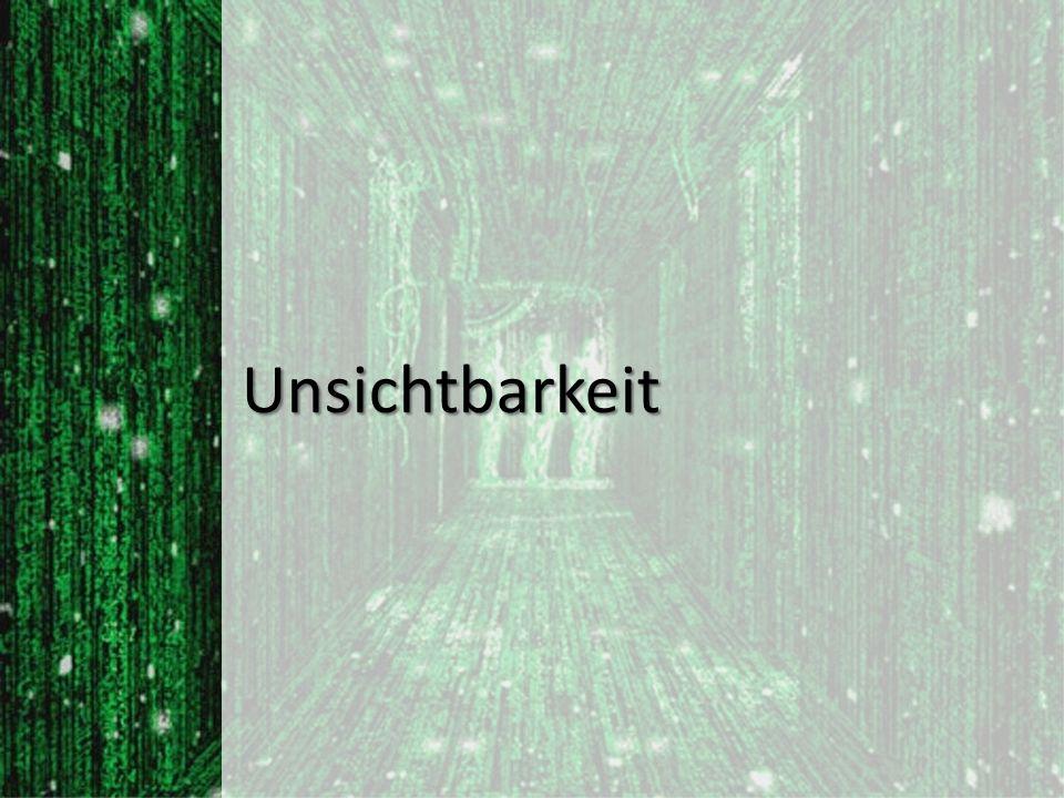 >Titel<>Veranstaltung<>Referent<>Datei< 76 Unsichtbarkeit
