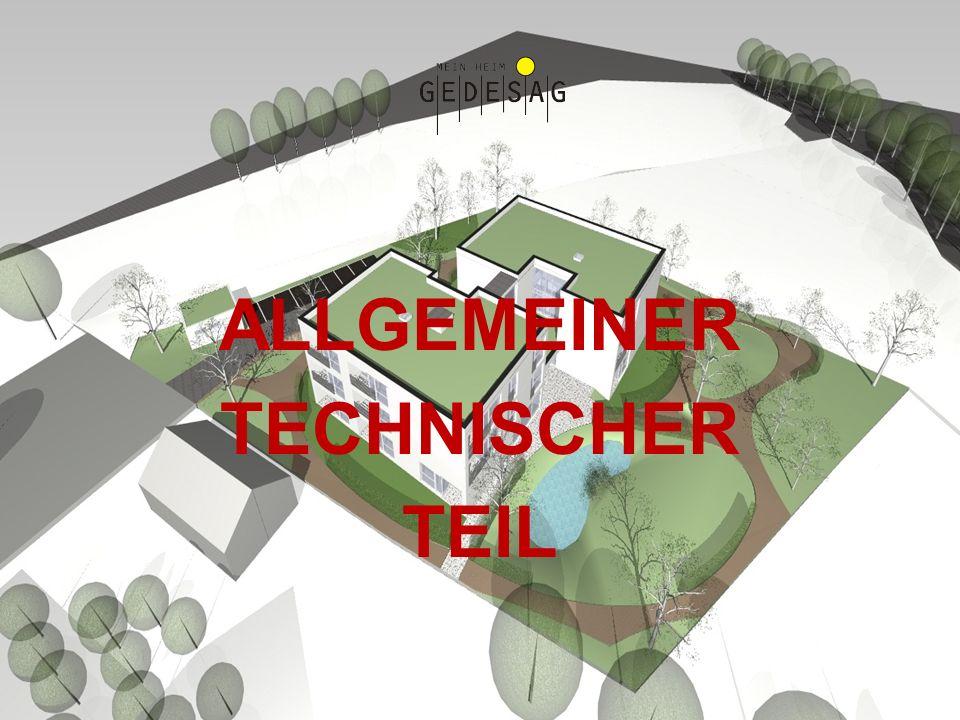 8 ALLGEMEINER TECHNISCHER TEIL