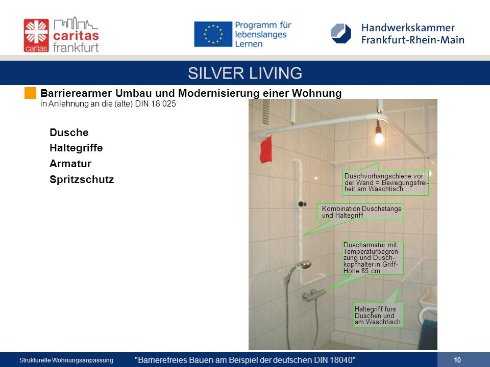 SILVER LIVING 10