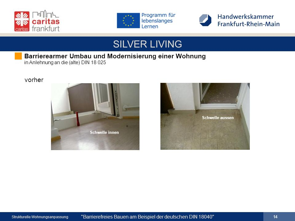 SILVER LIVING 14