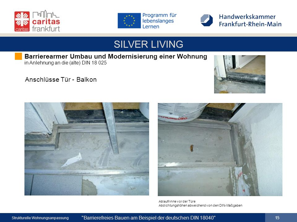 SILVER LIVING 15