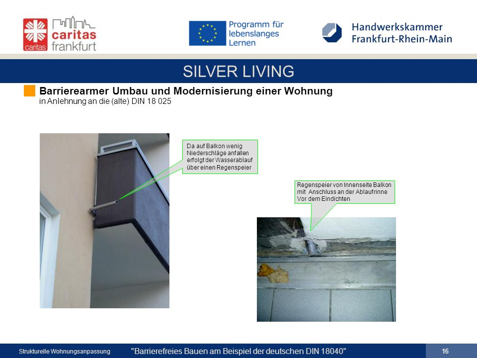 SILVER LIVING 16