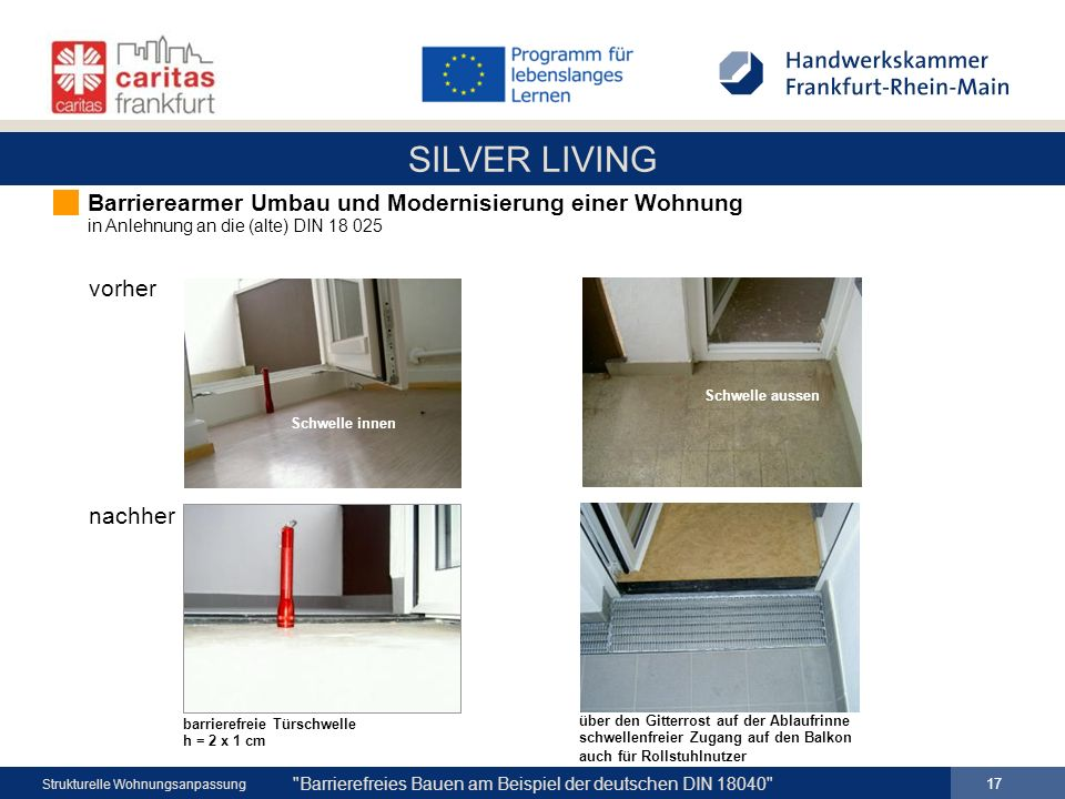 SILVER LIVING 17
