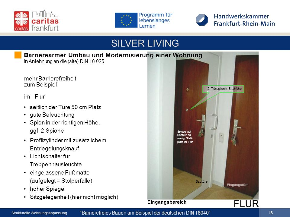 SILVER LIVING 18