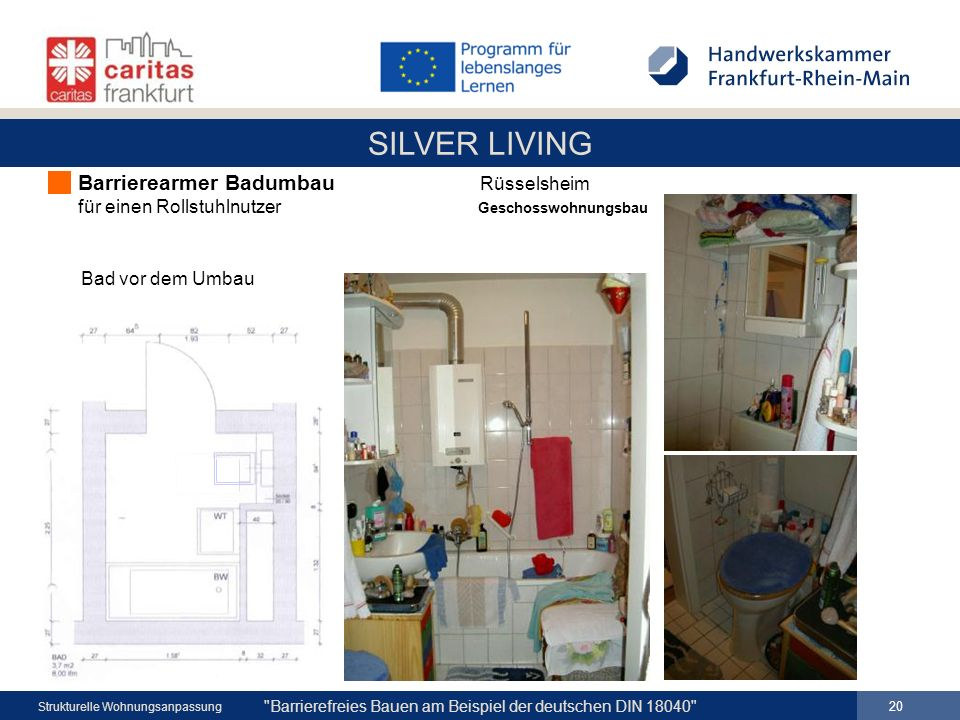 SILVER LIVING 20