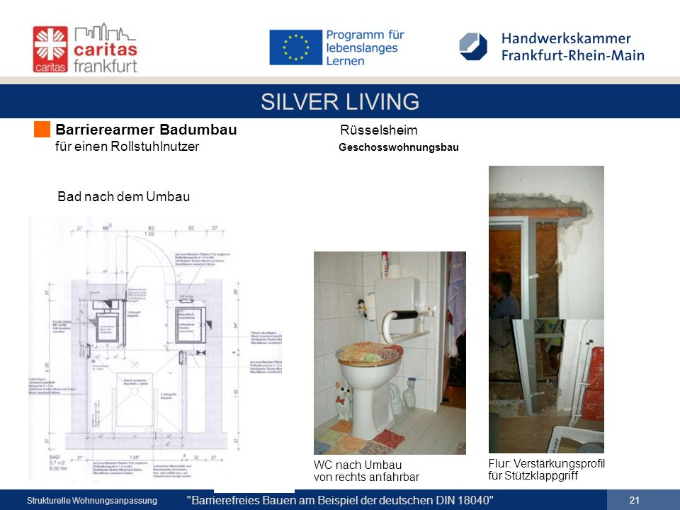 SILVER LIVING 21
