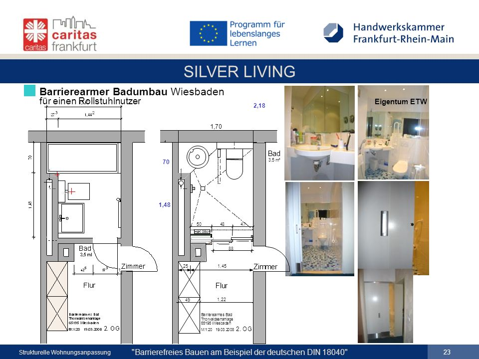 SILVER LIVING 23