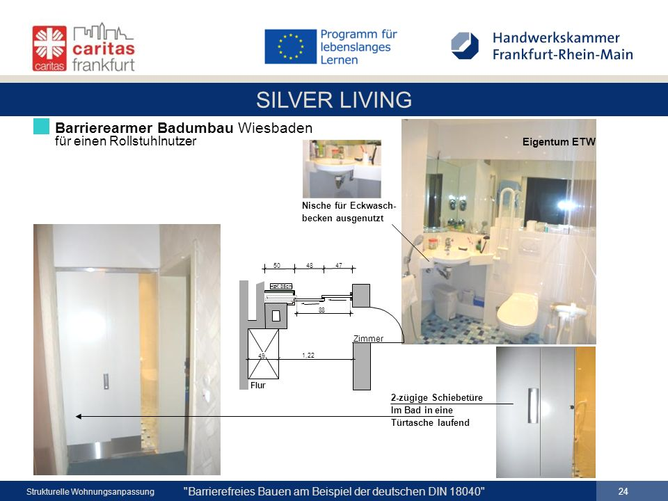 SILVER LIVING 24