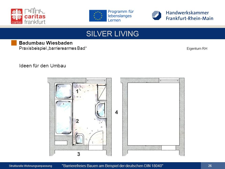 SILVER LIVING 26