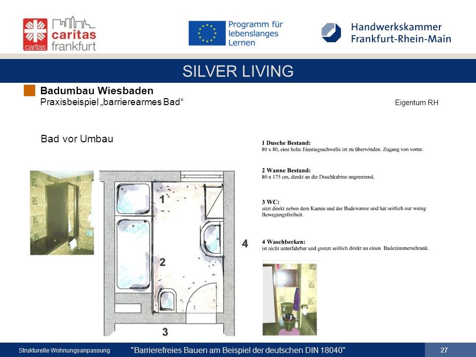 SILVER LIVING 27