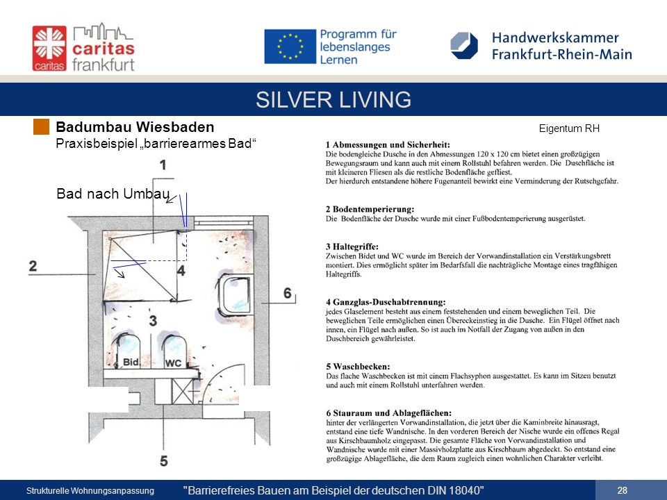 SILVER LIVING 28
