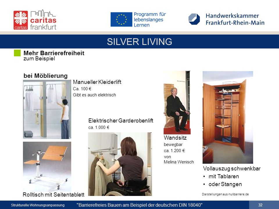 SILVER LIVING 32