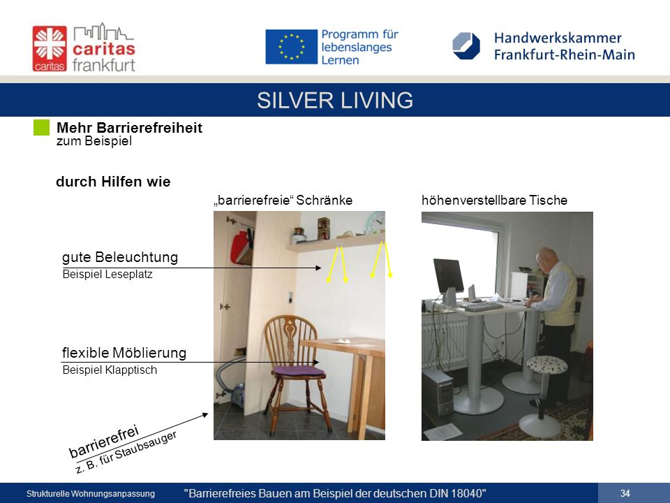 SILVER LIVING 34