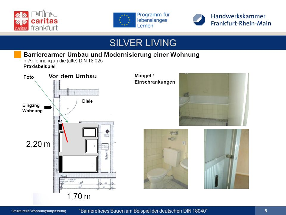 SILVER LIVING 5