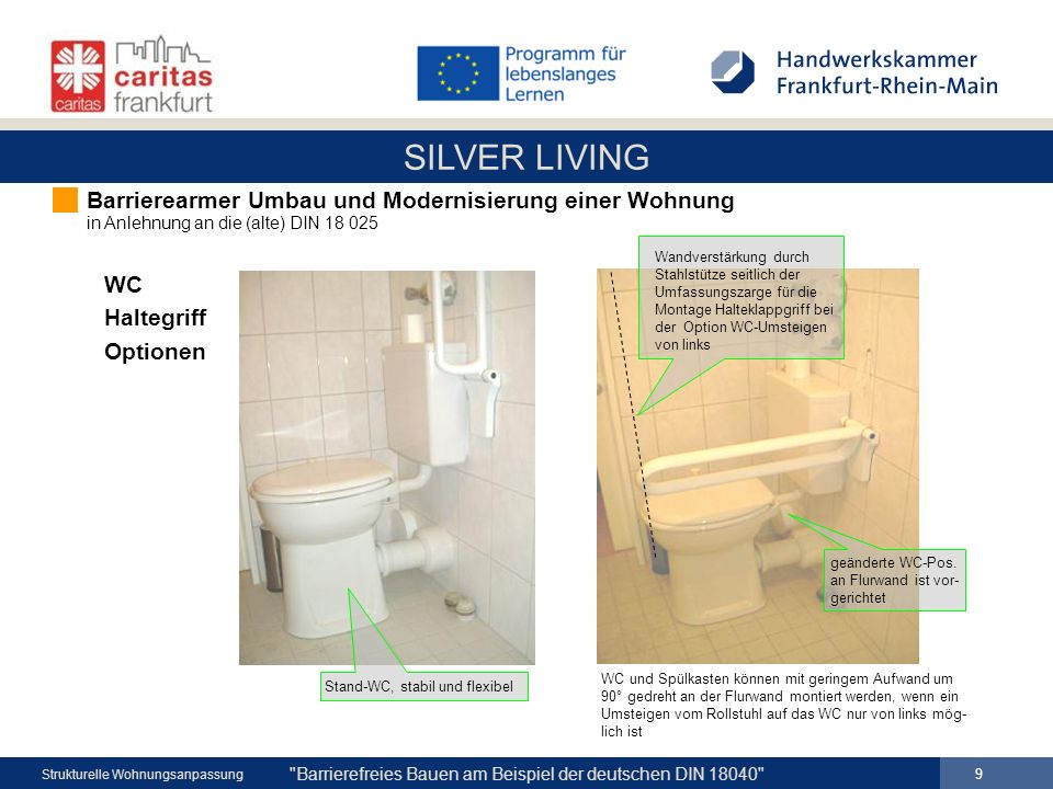 SILVER LIVING 9