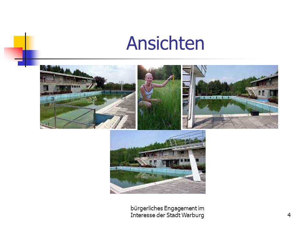 bürgerliches Engagement im Interesse der Stadt Warburg4 Ansichten