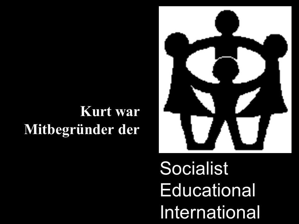 Unser Wille zum Frieden ist der Wille zur internationalen Organisierung der Menschheit.