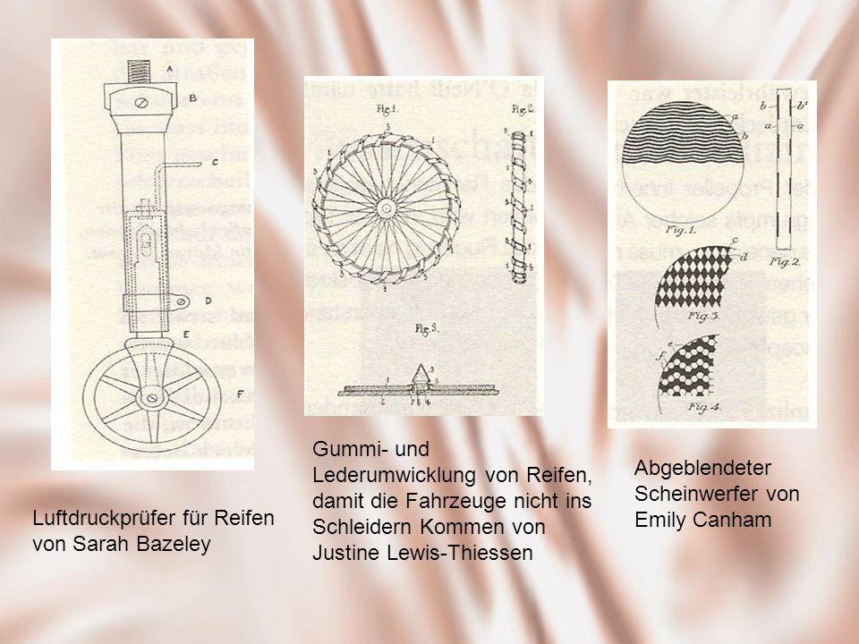 Luftdruckprüfer für Reifen von Sarah Bazeley Gummi- und Lederumwicklung von Reifen, damit die Fahrzeuge nicht ins Schleidern Kommen von Justine Lewis-