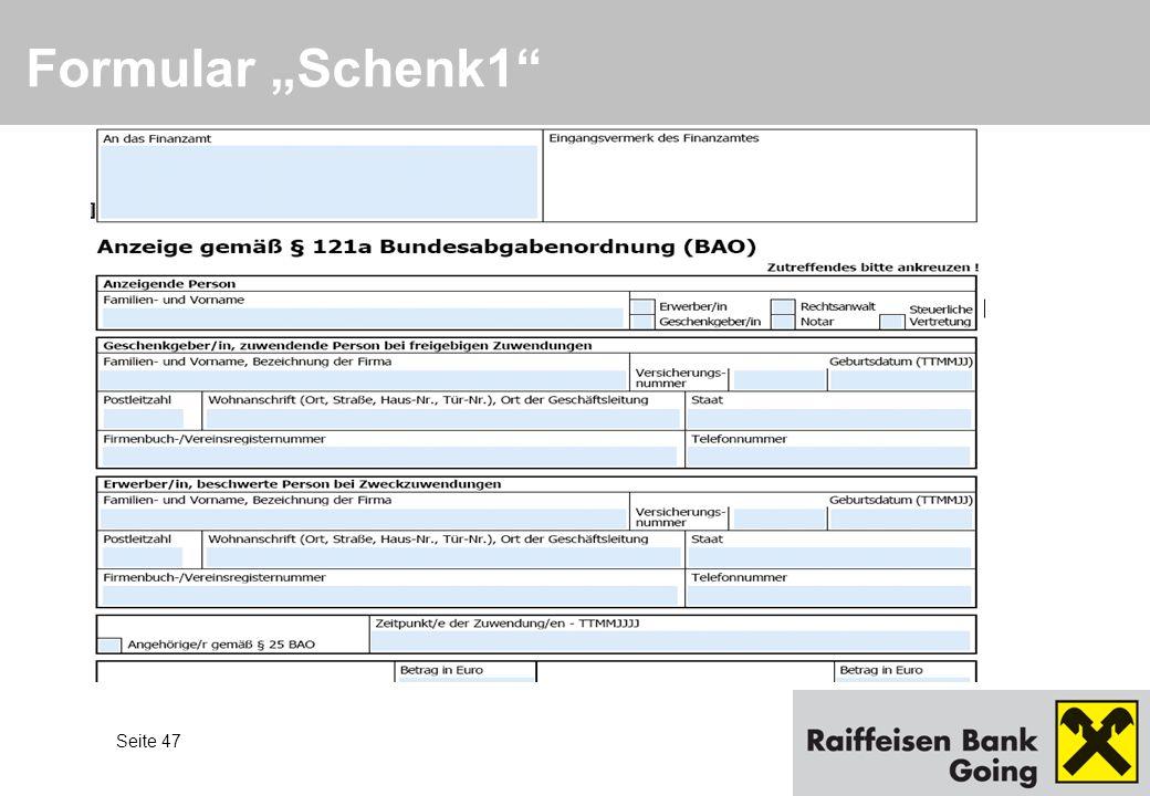 Seite 47 Formular Schenk1