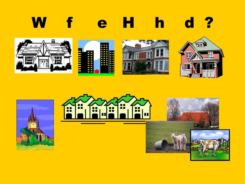 W f e H h d