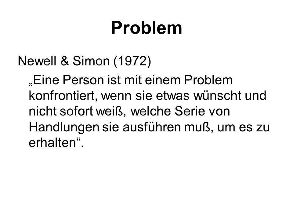 Implizites Lernen von Denkstrategien 1.Problem 2.Problemlösen 3.Problemtypen 4.Analytisches problemlösendes Denken 5.Produktives problemlösendes Denke