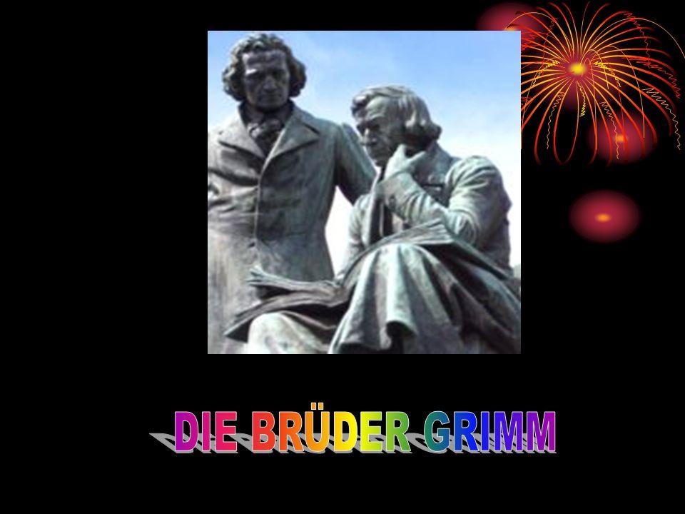 Die Brüder Grimm, oder die Gebrüder Grimm,Gebrüder Jacob (* 4.