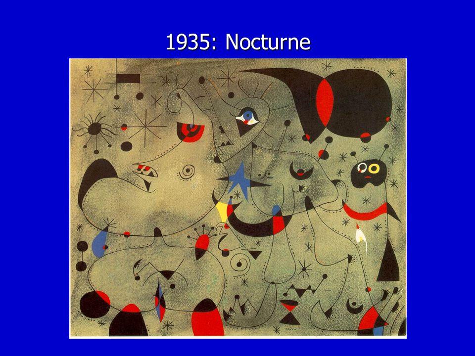 1935: Nocturne
