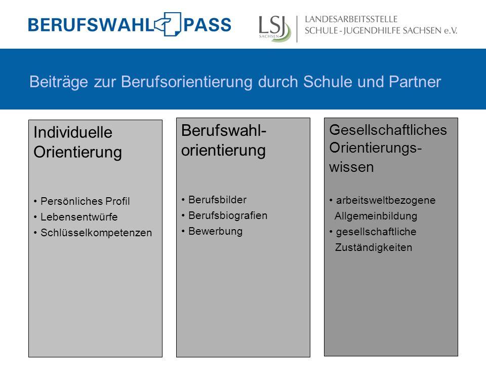 Übersicht behalten – Struktur und Systematik geben: Schuleigenes Konzept und Berufswahlpass © www.123rf.com